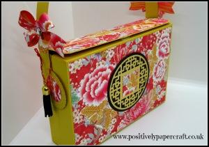 Positivelypapercraft Handbag Gift Bag